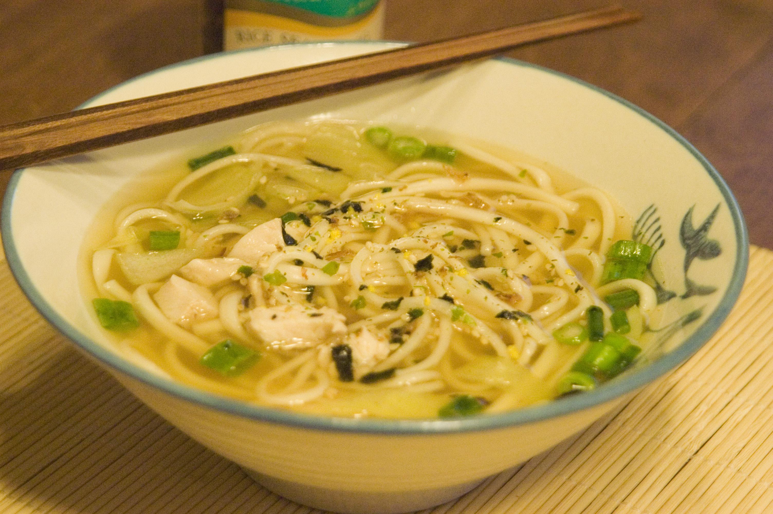 I Also Love Soup Noodles