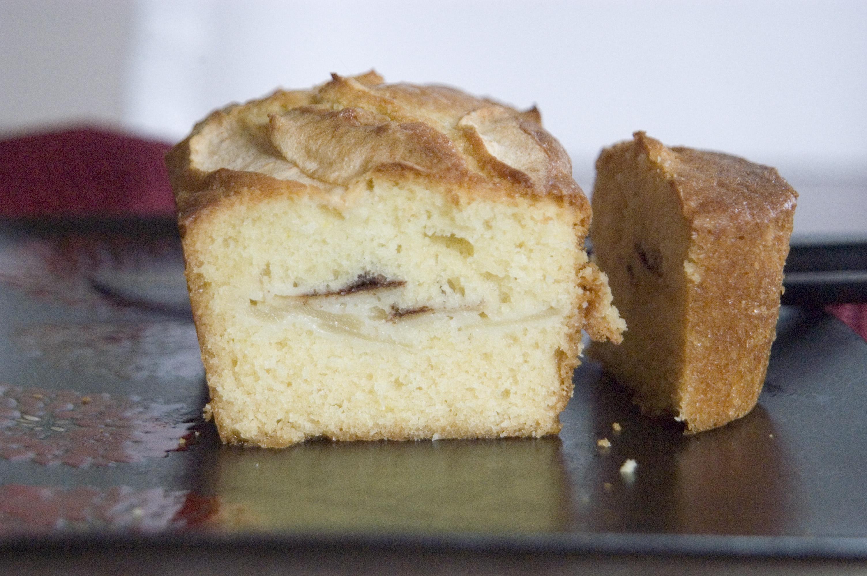 Apple Tea Cake - Bashful Bao