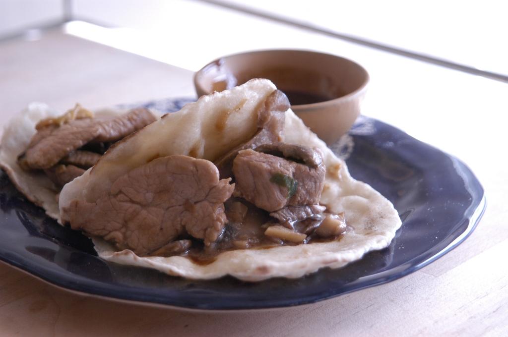 Moo Shu Pork - Bashful Bao